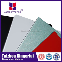 Alucoworld Offering Quality aluminum Plastics Aluminum Composite interior wall cladding curtain interior cork walls panels