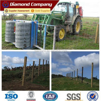 Cattle fencing panels metal fence&steel wire livestock farm fence