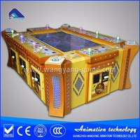 2015 popular 3D fishing game machine 3D fish hunter game Tom and Jerry fishing game for sale