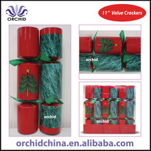6pcs 11 Inch Value Christmas Cracker