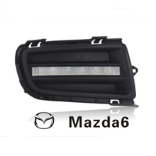 2015 New products IP67 waterproof car tuning light mazda 6 3W led daytime light for fog light