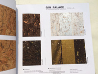 2015 special wooden wallcovering natural material