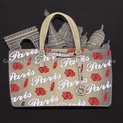 China factory direclty supply custom souvenir fridge,Home decoration promotional handbag shape fridge magnet