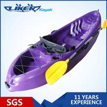 Hot Sale Leisure Kajak Sit On Top Angler Kayak with tool box option