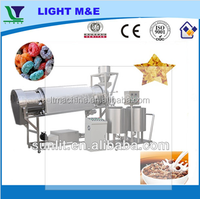 Stainless Steel Frosted Crispy Sweet Corn Flakes Coating Machine