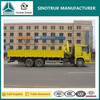 Factory supply top quality SINOTRUK+XCMG telescopic boom truck mounted crane