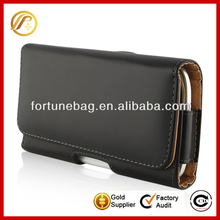 leather belt clip holster pouch case