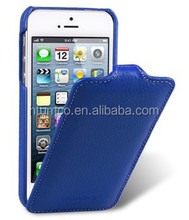 Newly design premium mobile phone shell,colored Leather case,Crocodile case for Apple iPhone 5/5C