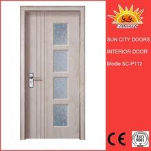 High quality wooden pvc door and window SC-P112