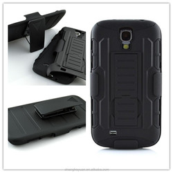 Heavy Duty Rugged Combo Armor Mobile Phone Cover Case For Samsung Galaxy S4