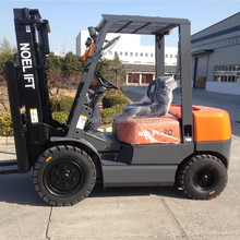 3TON diesel forklift new small engine sell well in USA