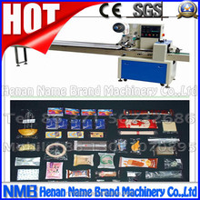 horizontal type automatic chocolate foil wrapping machine