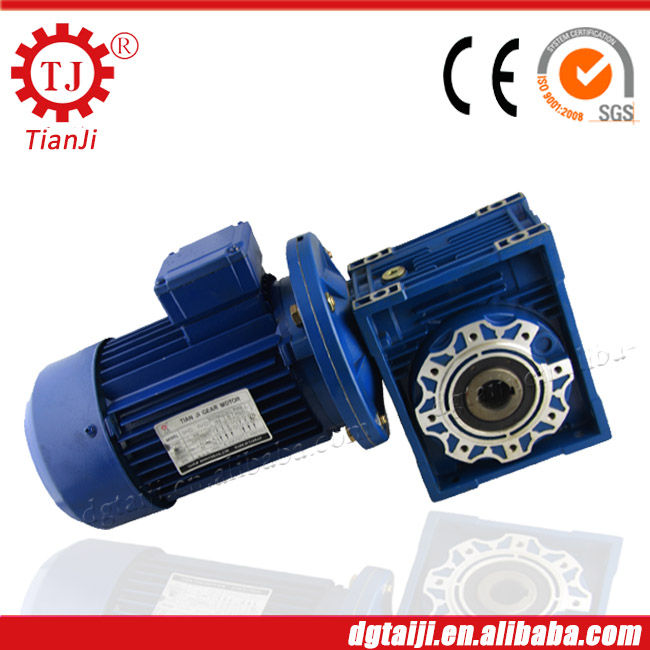 Speed reducers for electric motors reducer