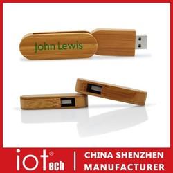 Fashionable Bulk Buy Wood USB Flash Drive 8GB