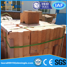 hot sale high quality clay brick for fireplace