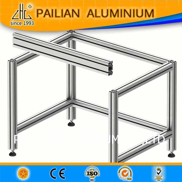 Hot! T Slotted Aluminum Profile For Octanorm Material Aluminum ...