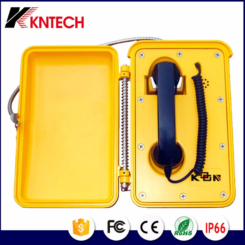Industrial Communication Systems Auto Dial telephones KNSP-03T2S