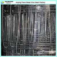 8/90/30 Farm fence hinge joint sheep and cattle netting fencing wire 200m roll