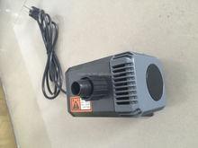 Manvac factory direct sale MANVAC Low Noise 3000L/h 85W Garden Pond Water fountain pump