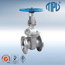 API 6D Stainless Steel SS316 4 Inch Gate Valve