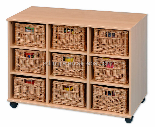 Willow Basket Weaving Dvd : White floral wicker basket storage cabinet unit with