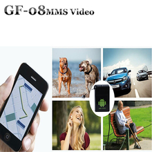 New super Mini Kids Pets Elder Cars Anti Lost Alarm Gsm Gps Tracker GF-08 cheap price GPS Tracker
