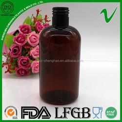 shenzhen manufacture empty amber 10oz plastic bottle infusion use