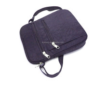 Classical Reversal Designed Tablet Carry Case Pad Sling Bag With Black Color