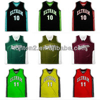 custom designs and 1 basketball uniforms