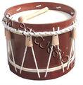 Étnico tambor de marcha
