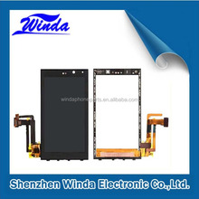 china wholesale mobile phone spare parts for blackberry z10 lcd with digitizer for blackberry z10