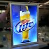 Hight Brightness LED Snap Frame Advertising Aluminum Frame Light Box