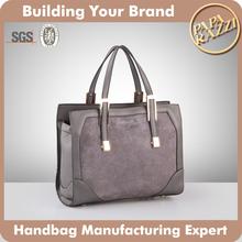 3677-High fashion elegant fake suede mini handbag factory wholesale 2016
