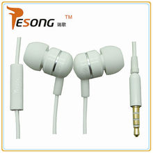 New arrival earphone /headphone/headset for Iphone and samsung