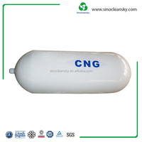 NZS5454 20MPa 22L Natural Gas Storage Tanks for Vehicle