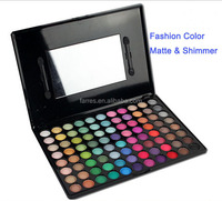 2015 private professional 88 color eye shadow palette makeup