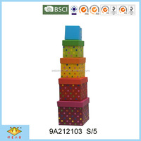 Hot-sale Paper Box Doll Toy Storage