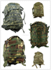 Camouflage Large Capacity MOLLE Military Hunting Backpack Tactical Combat Barracks Bag Outdoor Camping Back Pack