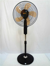 wall electric fan 16'' standing bladeless ceiling fan