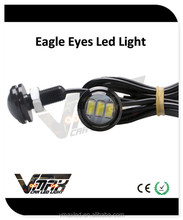 New style 1W/3W COB/5730 chips eagle eyes with great price angel eyes modelers