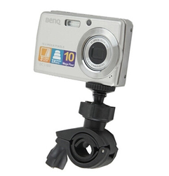 Motorcycle/Bike Handlebar clamp Rail Mount for Sony HD Action Camera