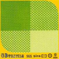 factory 70% pvc 30% backing polyester fabric