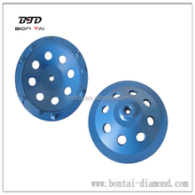 pcd diamond cup wheels for epoxy and paint grinding