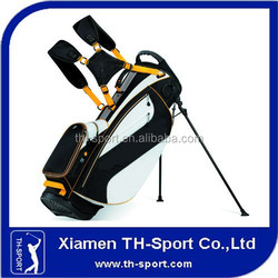 wholesale design your own nylon golf stand bag
