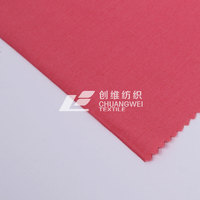 100% Cotton Peached Poplin Woven Dyeing Fabric Light Weight Garment Fabric Cheap Price China Manufacturer Supplier