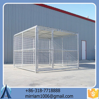 powder coated galvanized cheap dog kennels/dog cages/pet cages with best quality and price