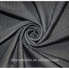 Ribbons nylon tricot/ribspandex fabric/nylon tricot