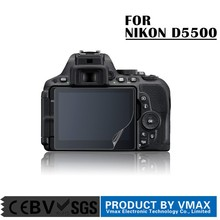 Best qaulity ultra clear lcd screen protector for Nikon D5500