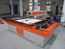 Cheap laser die board cutting machine with cs 1200*1200mm
