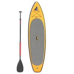2016 new products sports longboard surfboard for sale with double action hand pumps
